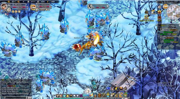 starlight-story_snowy-combat