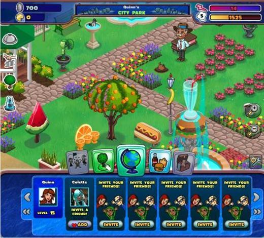 diner online games