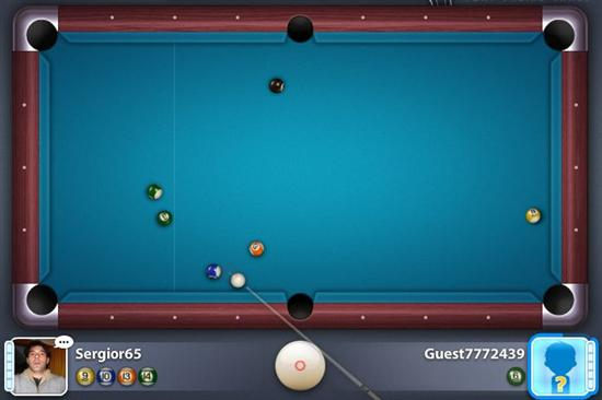 8 Ball Multiplayer Pool « Browser Game - Play Online Free