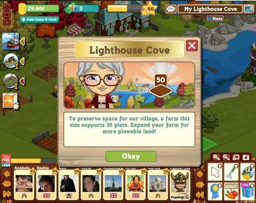 FarmVille « The free online Farming Game