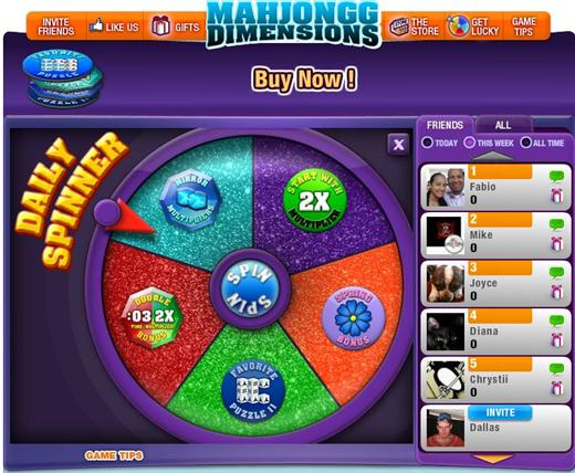 Dark dimensions mahjong 15 min