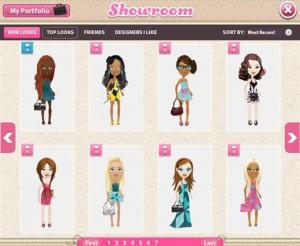 Fashion Designer Game On Facebook Fashion Designer Games On