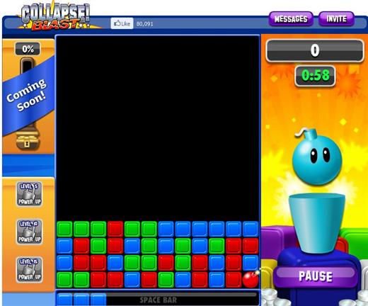 collapse blast game free online