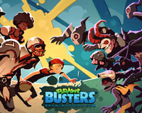 Brawl Busters Zombie Infection Wallpaper