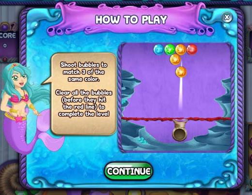 Bubble Shooter - Free online games at