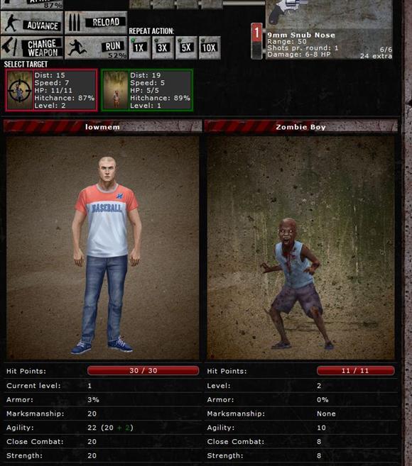 Zombie survival multiplayer commands