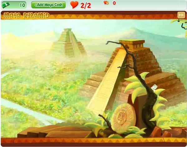 game pyramide