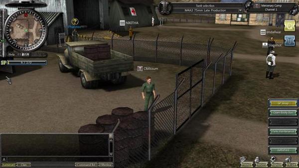 online tank games