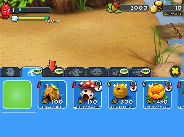 Bug village free online 3d city building game for Online 3d house builder