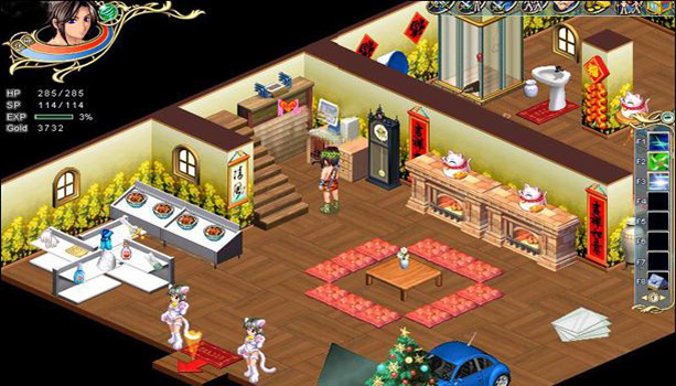 home decorating games online