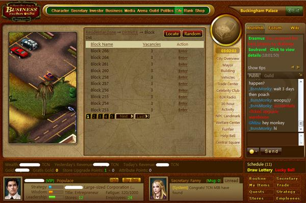 Business tycoon online online games list for Business tycoon