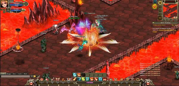 Crystal Saga Perfect Guide: Celestial Fragarach Weapon
