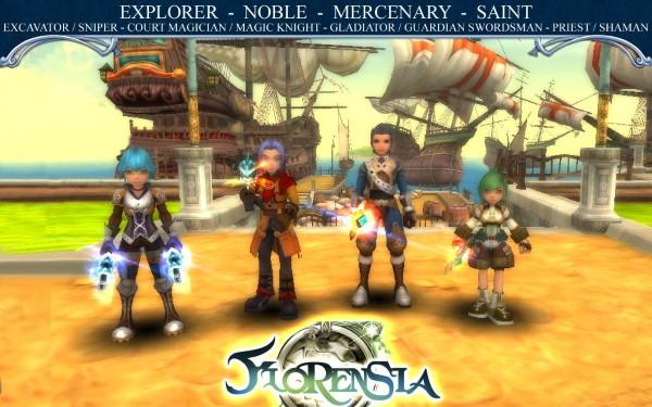 Florensia Online Games List