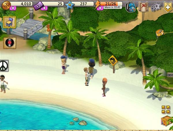 Margaritaville Online « Facebook and iPad Game