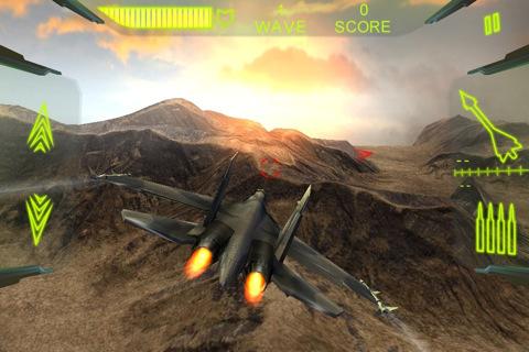 Metalstorm Wingman 171 3d Combat Flight Sim For Iphone