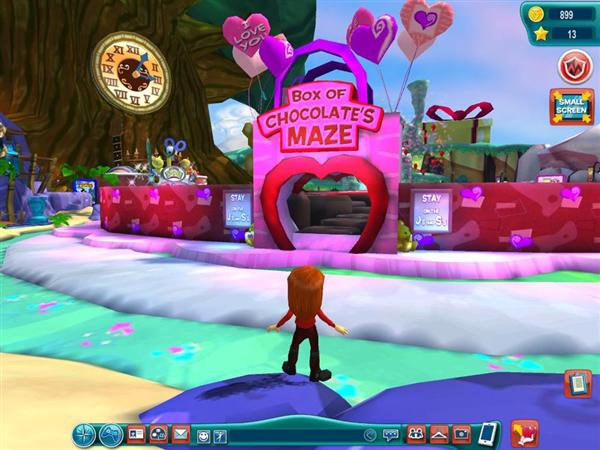 Jumpstart 3d Browser Game For Kids