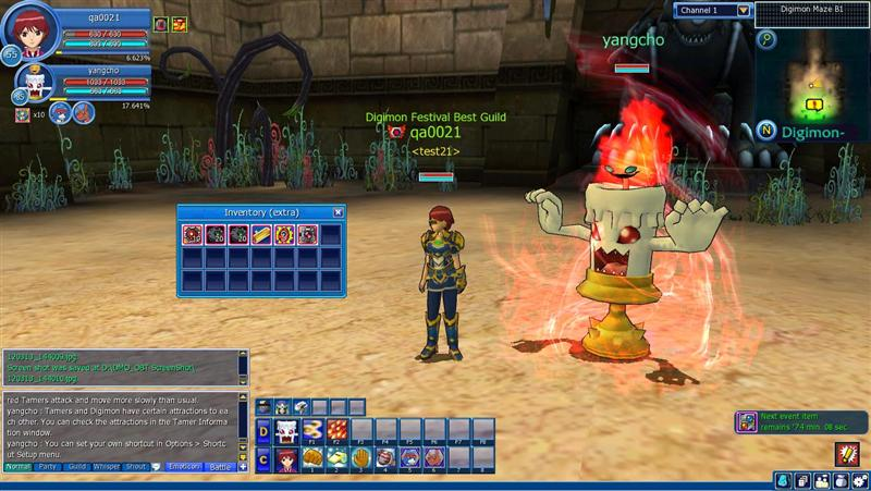 Digimon Masters Online – English Version | digimonmasters