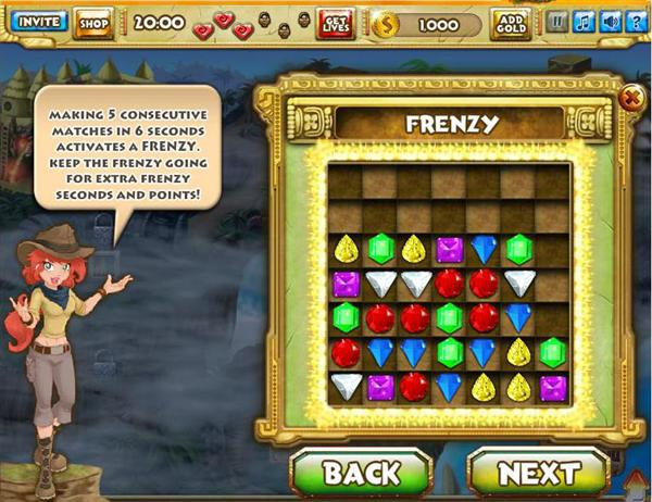Amazon Quest - Free online games at