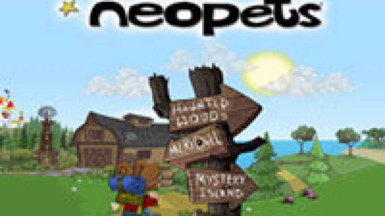 NeoPets - Free Online game for Kids