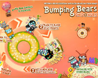 bumping-bears-on-donuts