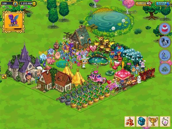 Fairy Farm Apk Gry Androida Akstalis
