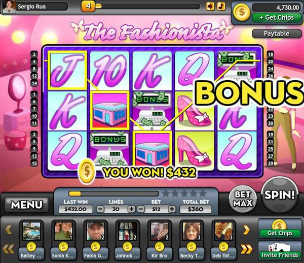 lucky slots free games on facebook