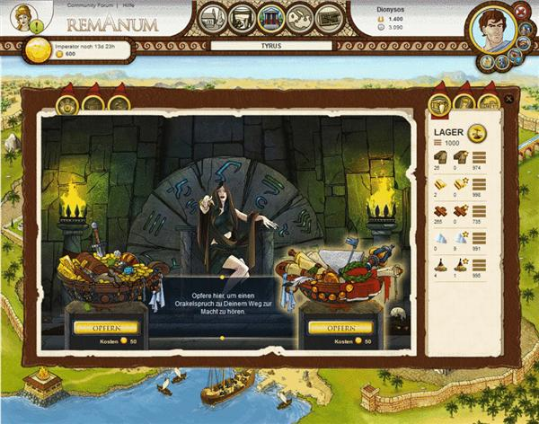 Trading strategy game