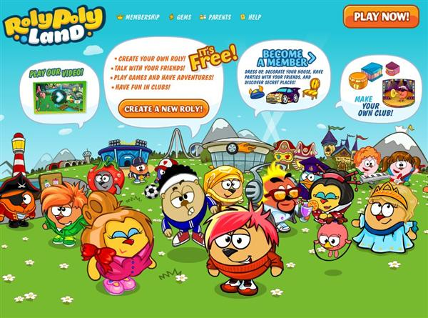 club penguin games online for kids