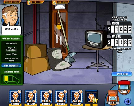 Online storage wars game free 3d