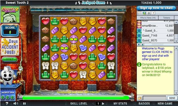 Sweet Tooth 2 Play Online for Free