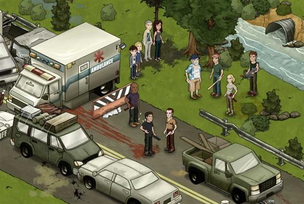 the walking dead online game