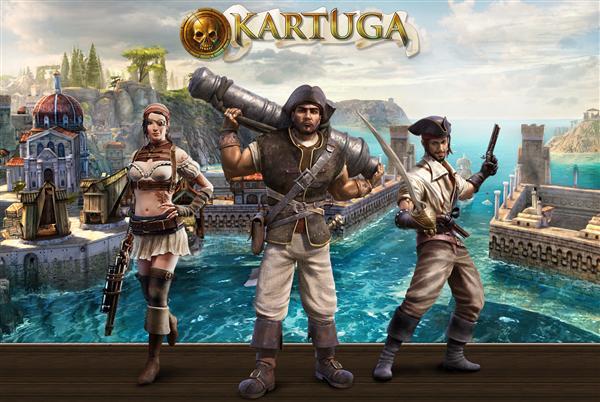 Kartuga Characters
