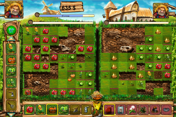 game-screen