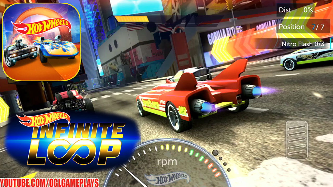 Hot Wheels Games List