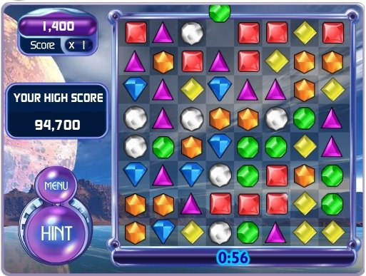 Play Bejeweled Online For Free Free Bejeweled Online