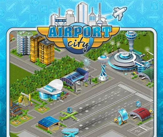 Airport City Game Space Base