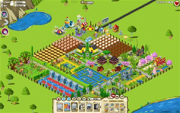 Monster World 171 Free Online Monster Farming Game