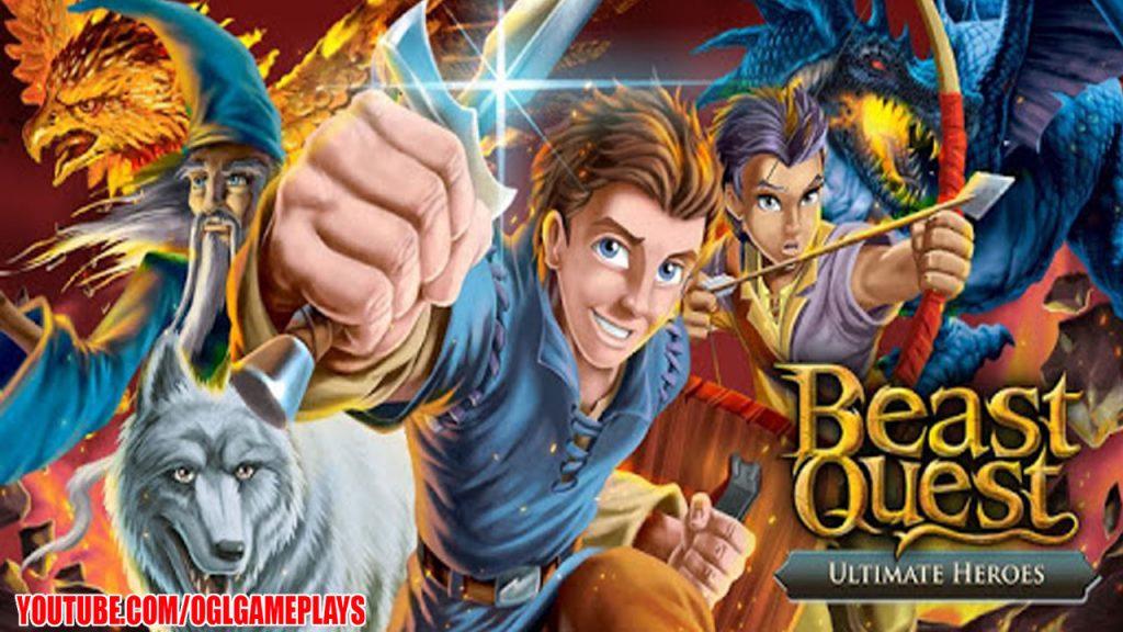 beast quest ultimate heroes  online games list